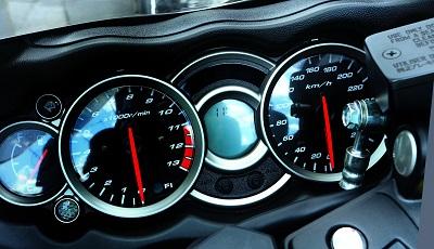 バイクの走行距離と買取査定額の関係について
